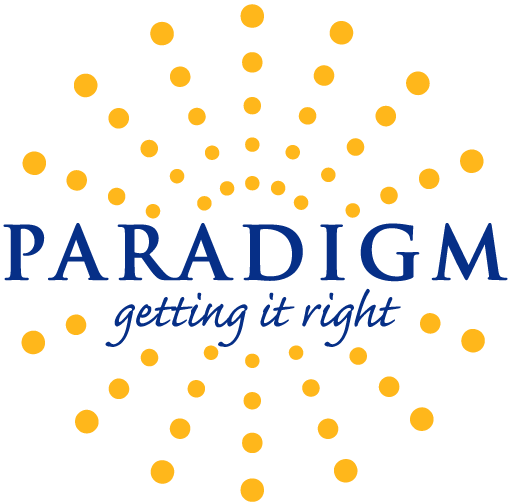Paradigm, Inc. logo
