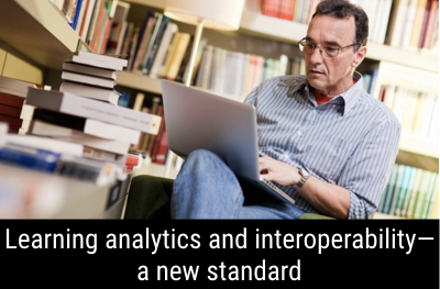 Learning analytics and interoperability—a new standard