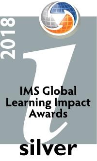 2018 Learning Impact Award Silver Medal Winners