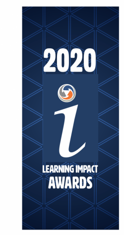 Learning Impact Awards 2020 logo