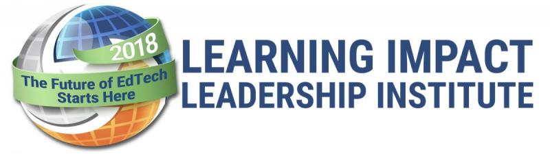 Learning Impact Leadership Institute 2018