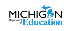 Michigan DoE logo