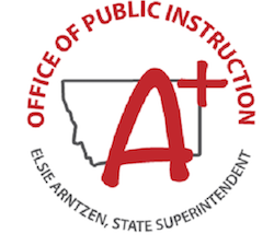 Montana Office of Public Instruction logo