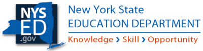 NY State Department of Education